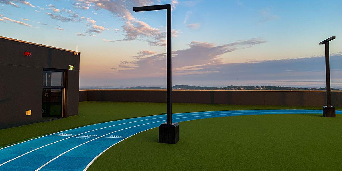 running-track-installation